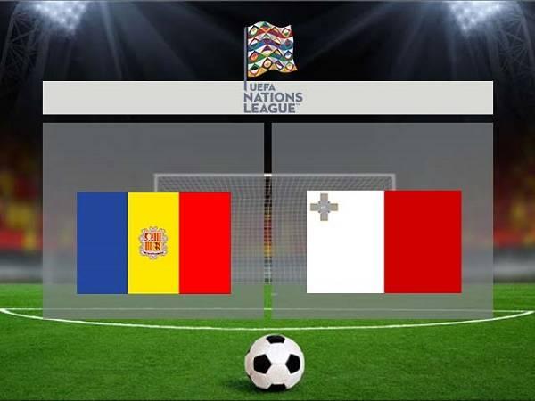 Soi kèo Andorra vs Malta 01h45, 11/10 - UEFA Nations League