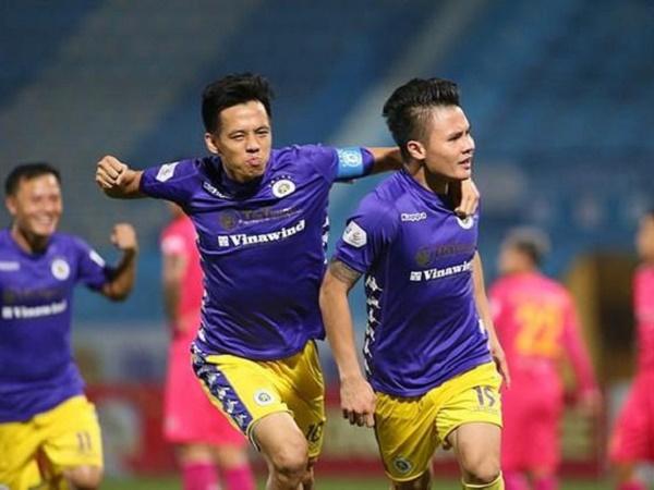 Bóng đá Việt Nam sáng 27/11: Hà Nội suýt tự phá kỷ lục góp quân cho ĐTVN
