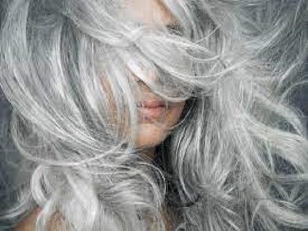 nằm mơ thấy tóc bạc trắng