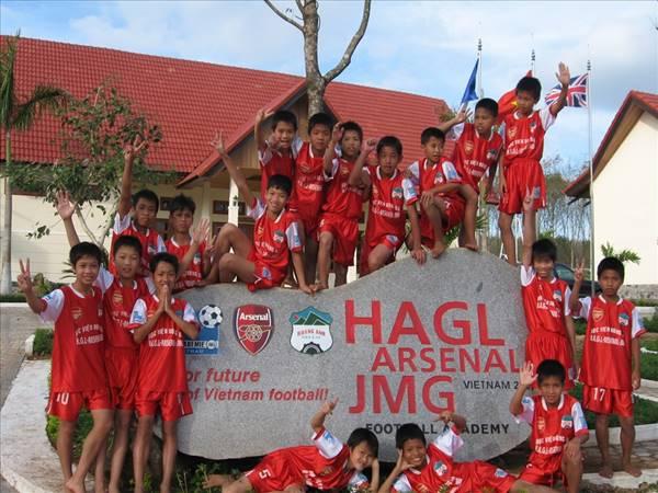 Học viện bóng đá Hoàng Anh Gia Lai - Lò đào tạo bóng đá trẻ Việt Nam