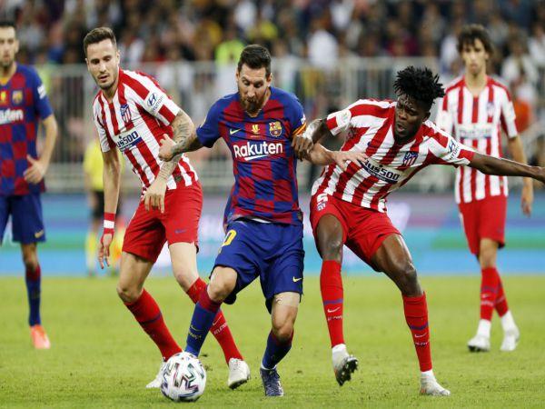 Soi kèo Barcelona vs Atletico, 21h15 ngày 8/5 - La Liga