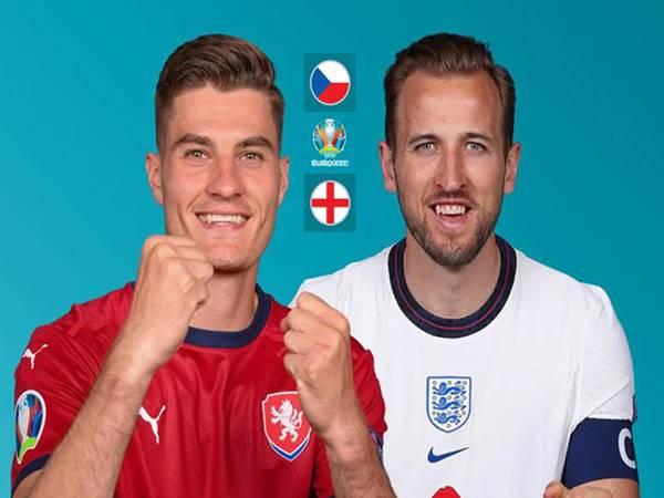 Nhận định Anh vs Czech, 02h00 ngày 23/6 VCK Euro