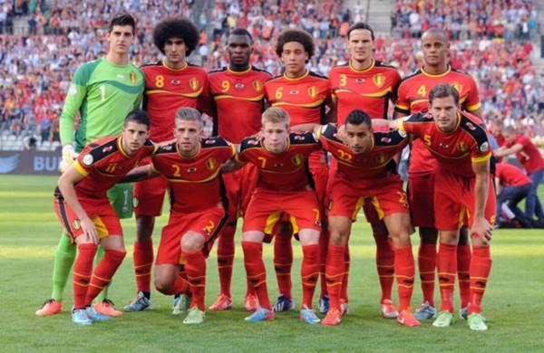Lần cuối thế hệ vàng của đội tuyển Bỉ tại EURO 2021