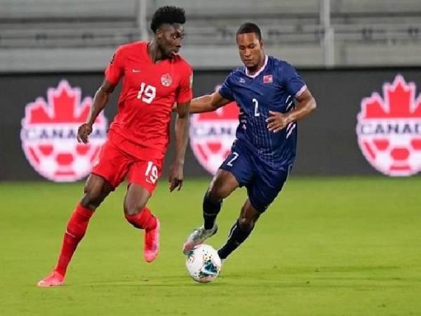 Nhận định soi kèo Canada vs Surinam 8h05 ngày 09/06