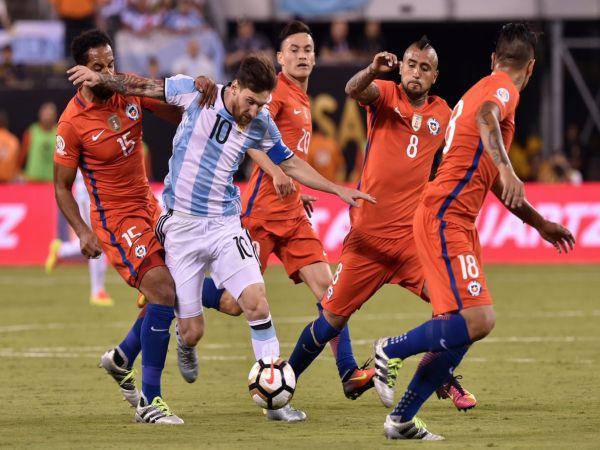 Nhận định, soi kèo Argentina vs Chile, 07h00 ngày 4/6 - VL World Cup