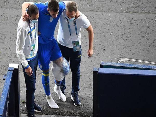 Bóng đá QT chiều 1/7: Artem Besedin chia tay EURO vì chấn thương