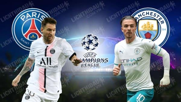 Soi kèo châu Á PSG vs Man City ngày 29/9